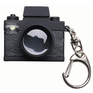 LIGHT AND SOUND KEYCHAIN CAMERA