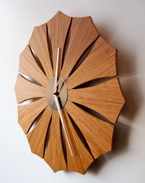 Brian Schmitt | DIY | Clock, Design, Wall
