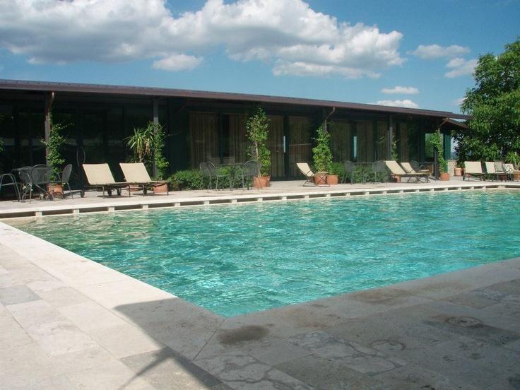 La Rocca Orvieto pool