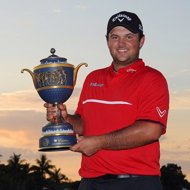 with a win at the 2014 wgc cadillac championship patrick reed is now. Cars Review. Best American Auto & Cars Review