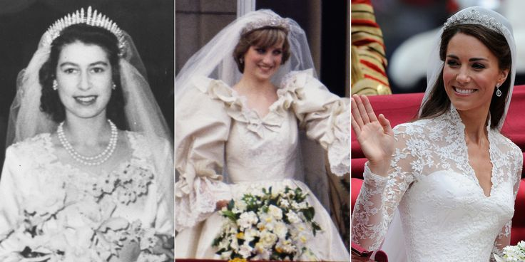 The fragrances Diana, Kate and Queen Elizabeth wore on their wedding days :: Jonah Waterhouse for Harper's Bazaar