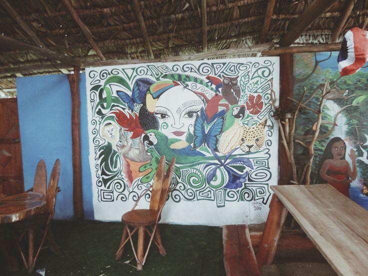 Cahuita, Costa Rica || @esha__ #costarica #travel #centralamerica #backpacking #cahuita #carribean