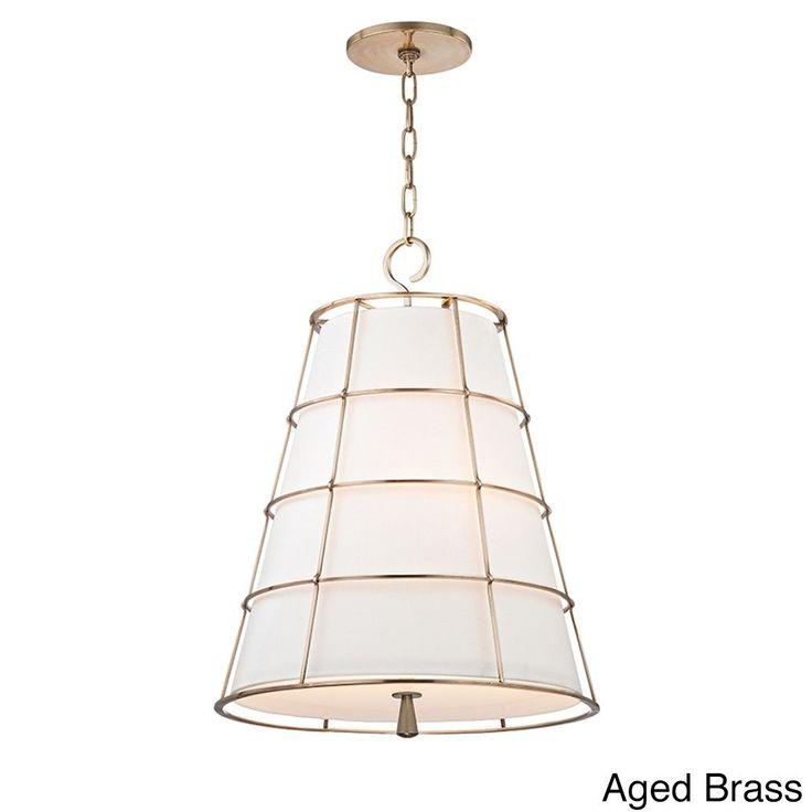 Hudson Valley Savona 3-light 20 inch Pendant - Overstock Shopping - Great Deals on Hudson Chandeliers & Pendants