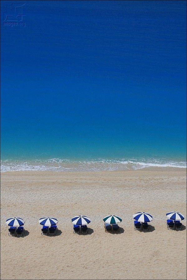 Egremnoi beach - Lefkada island - Ionian islands - Greece