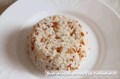 pilav turkse recepten yemek tarifleri turkish recipes