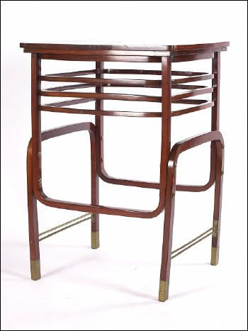 Table No.40 Design by Marcel Kammerer, Thonet from 1906