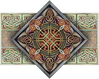 celtic wall art | You know, I really hate that question.