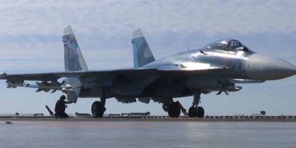 Συγκλονιστικό βίντεο! Οι Ρώσοι δοκιμάζουν τα νέα οπλικά τους συστήματα στη Συρία