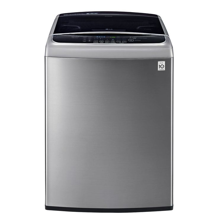 LG Direct Drive Steam Top Load Washer | Makro Online