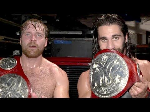WWE 2017: Seth rollins on reuniting with ambrose meeting jericho next big nxt star