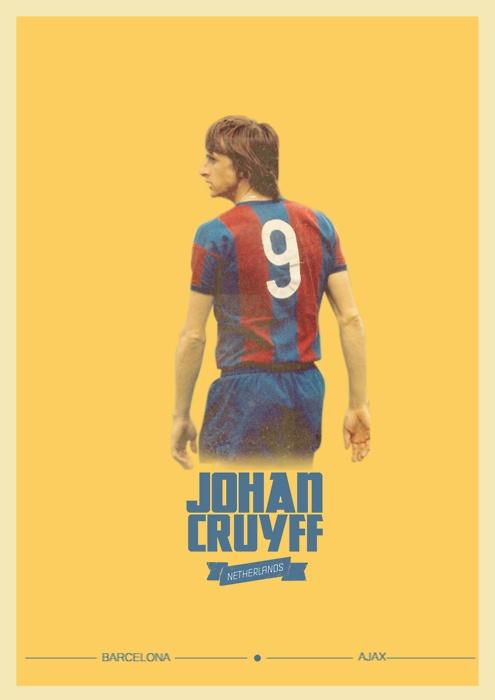 Johan Cruyff, FC Barcelona.
