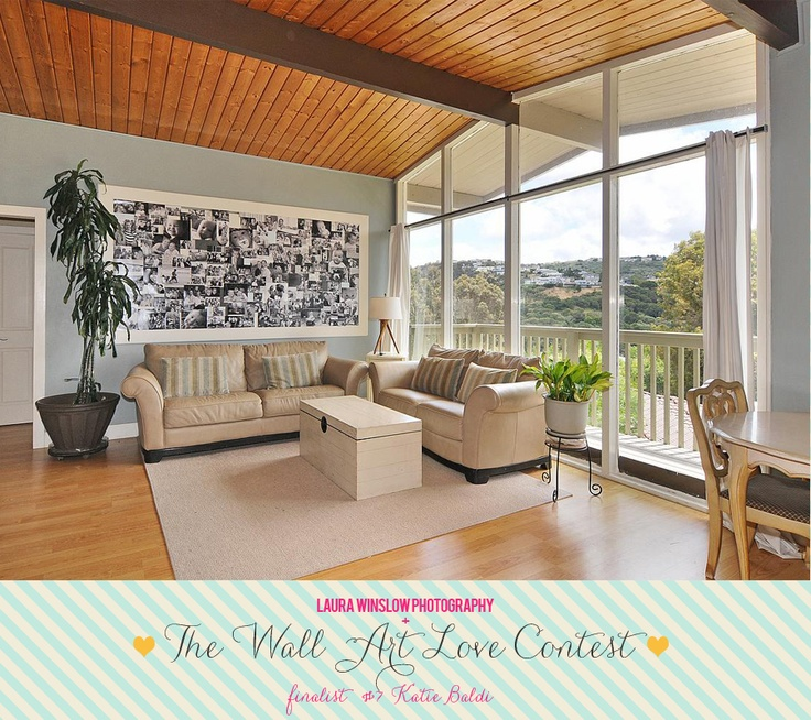 the Wall Art Love Contest Finalists :: Vote for my wall!!! :)