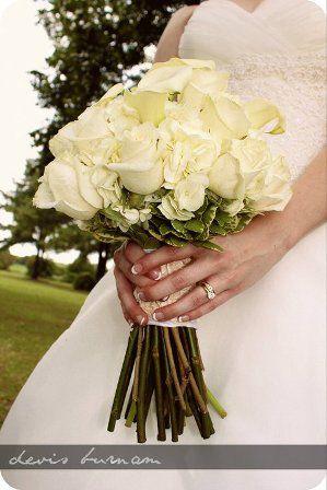 Bridal Bouquets – Colored or White - Weddingbee