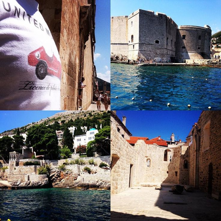 United Monaco  trip!!! Bonnes vacances #unitedmonaco #ponant #dubrovnik #holidays #summer2016 #gameofthrones #portréal #leinster #serie #enjoy