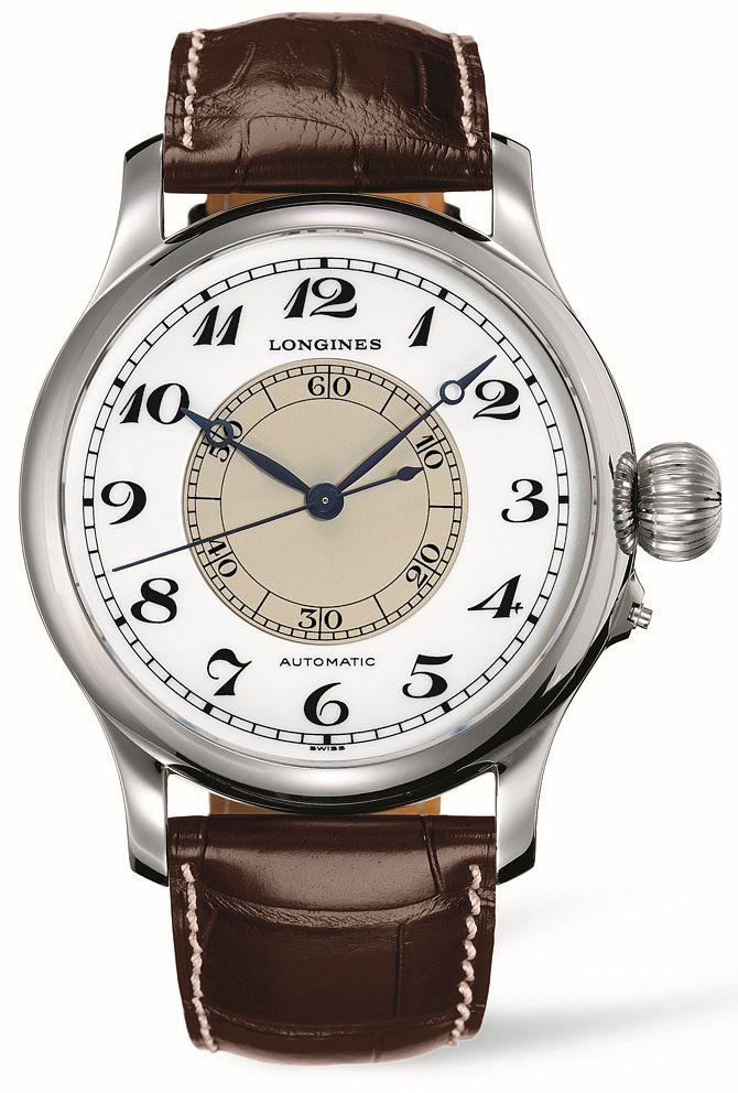 Zdjęcie 1 Longines Weems Second Setting Watch L2.713.4.13.0
