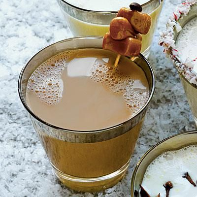... and aroma of this Creole-inspired coffee punch. | SouthernLiving.com