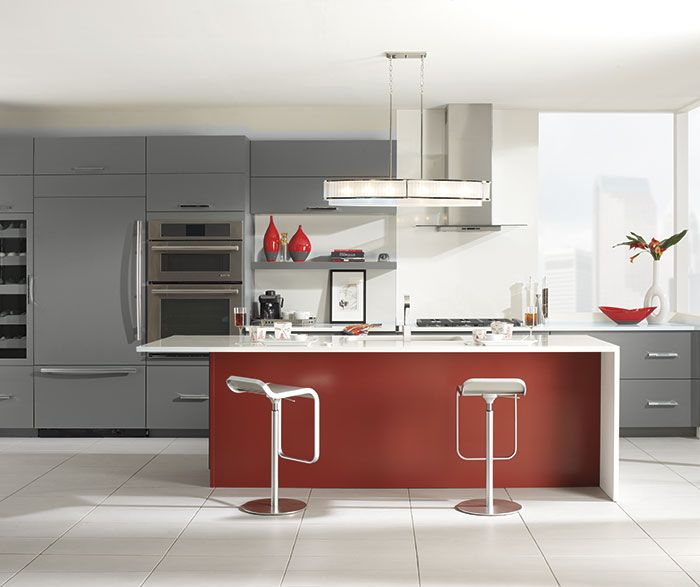 Red Kitchen Cabinets: 106 Best Images About Omega Cabinetry On Pinterest