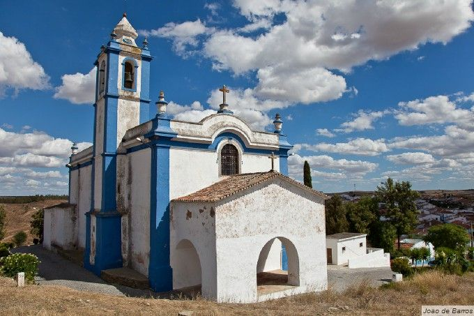 Portugal/Messejana church...: Photo by Photographer joao barros - photo.net