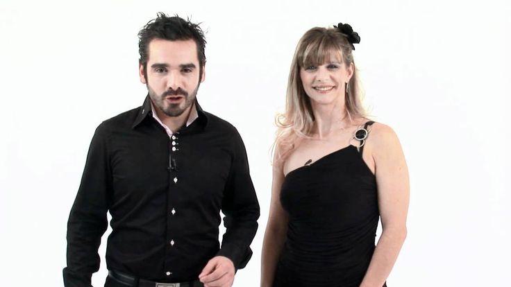 Academia de Baile - Tango Presentación (Nivel 1)