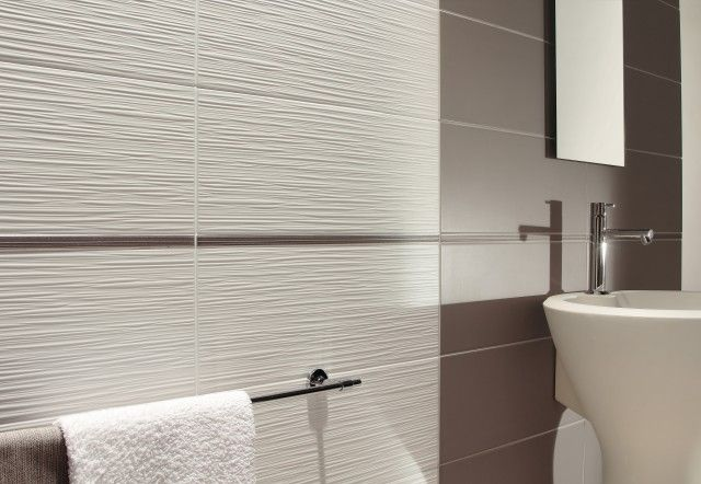 20x50 Latvia Silk Textured White Wall Tile Tiles Bathroom Project Jancr Pinterest And Walls