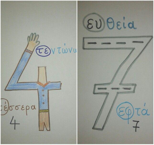 4 ή 7