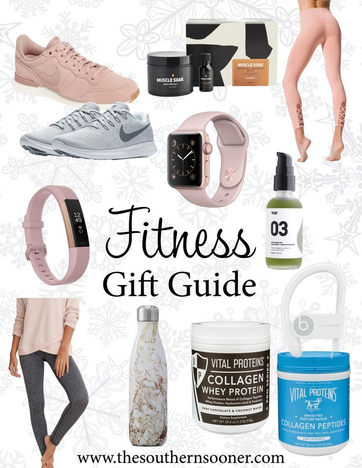 Fitness Gift Guide for Her   The Southern Sooner a wellness lifestyle and faith blog #fitness #gift #christmas  sc 1 st  Pinterest & christmas 2017 gift guides for her   General Health   Gifts Gift ...