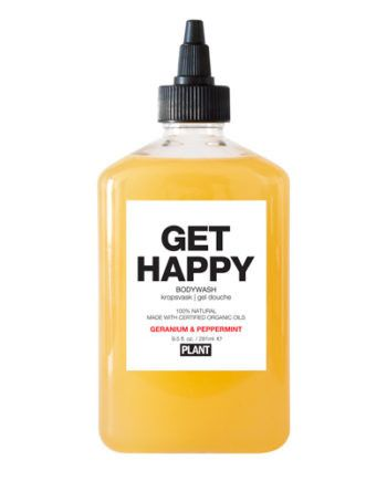 Plant Apothecary Organic Body Wash - Be Well, Get Happy, Get It On, Wake Up, Calm Down
