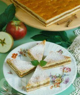 Lajos Mari konyhája - Almás pite – klasszikus recept