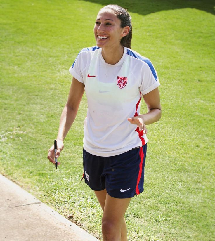 Christen Press on Getting Naked for ESPN's Body Issue: