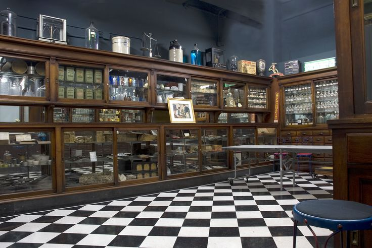 History of Pharmacy Museum, Tuscon AZ