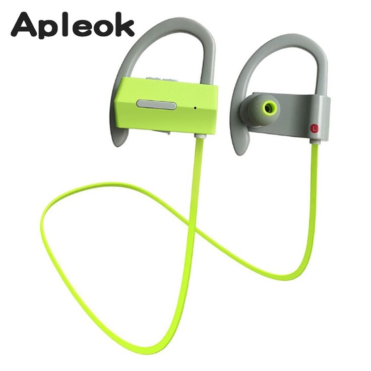13.79$  Buy here - 2017 New sweatproof Sport Bluetooth V4.0 Headset Stereo Mini Wireless Earphone for iphone 8 7 6s 6 5s xiaomi mi6 kulaklik  #aliexpresschina