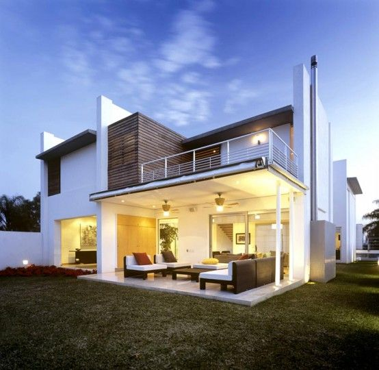 How cool is this house and open planned room makes you want to build your · modern homessmall
