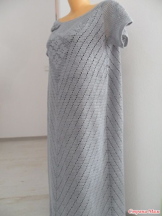 Жемчужное платье в пол