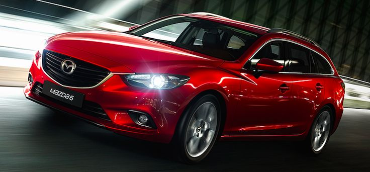 Den nye Mazda 6 stationcar er klassens nye darling med køreegenskaber, komfort og brændstoføkonomi, der imponerer.   0-100 på 7,9 sekunder.  Og det er med hundehvalp og baby på bagsædet samt et rummeligt bagagerum med plads til rene bleer og en tung oppakning!