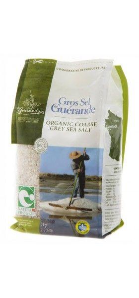 Coarse Celtic Sea Salt - UK Supplier