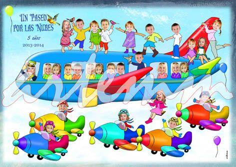 orlas infantiles para colegios, guarderías y ludotecas