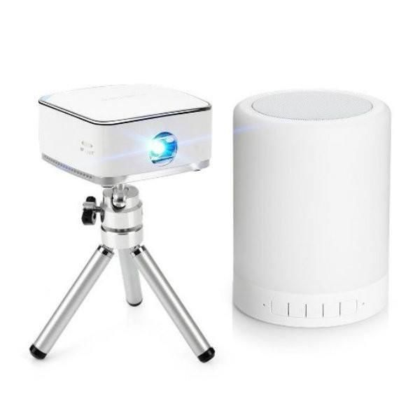 Wireless Bluetooth Smartphone Projector