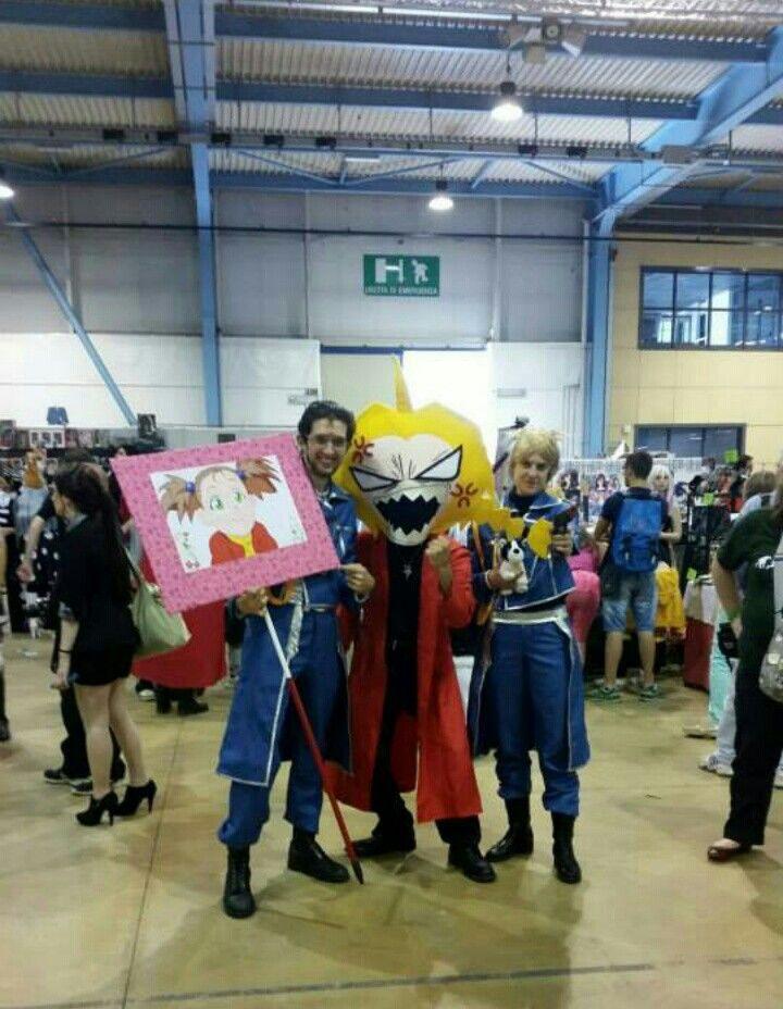 Fma cosplay