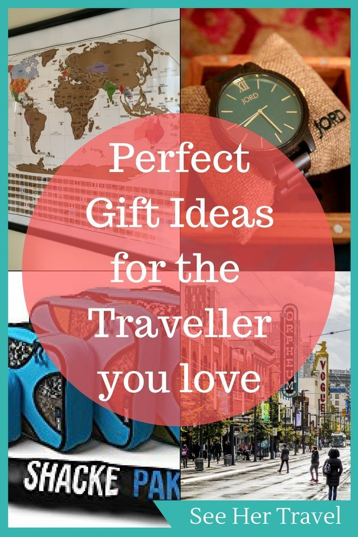 Struggling to find the perfect gift for the traveller in your life? Look no further than these great tips: from hotel gift cards to wicked travel gear to beautiful travel mementos, these travel gift ideas are no brainers!