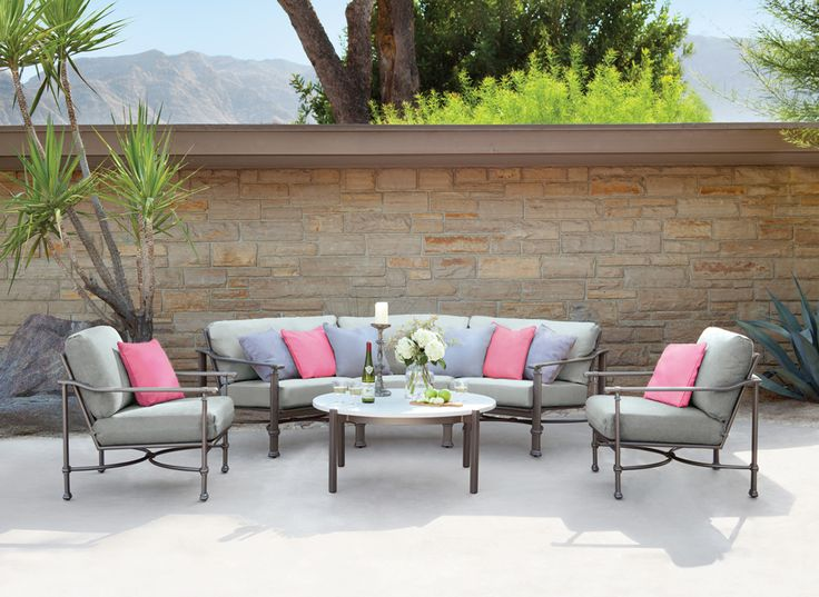 Charming Patio Furniture, Outdoor Furniture, Garden Furniture, Designer Furniture,  Luxury Furniture From Brown Jordan