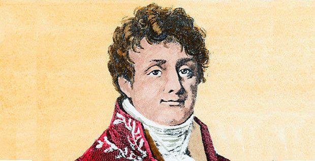 Joseph Fourier http://www.famous-mathematicians.com/joseph-fourier/