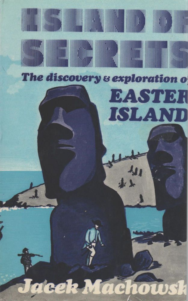 The aim of this book is to present a chronological account of the efforts of explorers, sailors and scientists to solve the island's mysteries, especially the three main ones: the stone statues, the native script, and the origin of the inhabitants. | eBay!