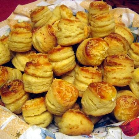 Pillekönnyű vajas-sajtos pogácsa Recept képpel - Mindmegette.hu - Receptek