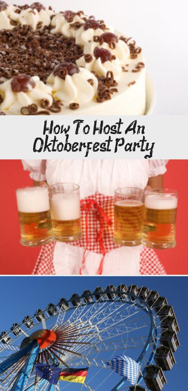 How To Host An Oktoberfest Party