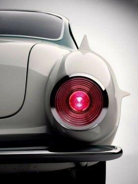 1956 Aston Martin DB 2/4 MkII Supersonic by Ghia
