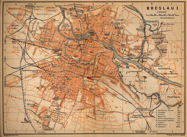 Breslau - 1910