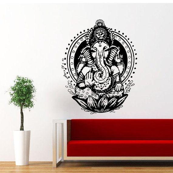 Ganesh Ganesha Elephant Lord of Success Hindu Hand God Buddha India Housewares…