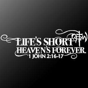 1 John 2:16-17 For everything in the world—the lust of the flesh, the lust of the eyes, and the pride of life—comes not from the Father but from the world. The world and its desires pass away, but whoever does the will of God lives forever.