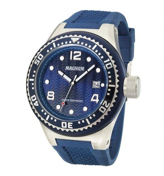 87b6965bb9c Relógio Magnum Masculino - MA34021F