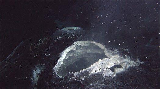NW underwater volcano erupting, researchers say
